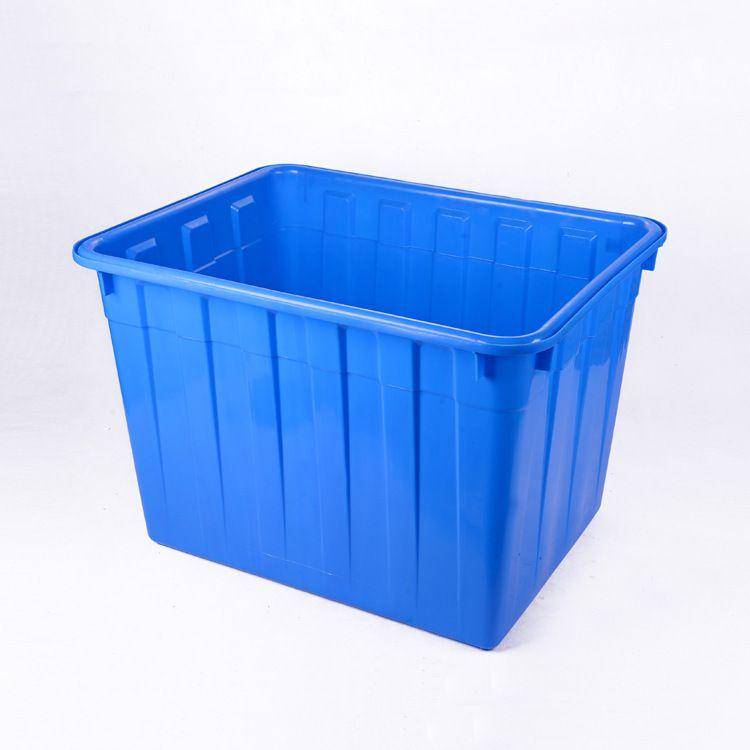 厂家直销160升塑料水箱 水产养殖 服装放料超大容积高强度水箱