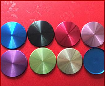 厂家加工定制各种铝合金五金制品 CD纹机 高光批花机五金件
