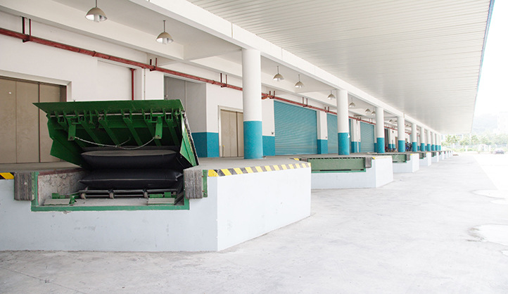 卸货平台厂家-卸货平台调节板提高工作效率