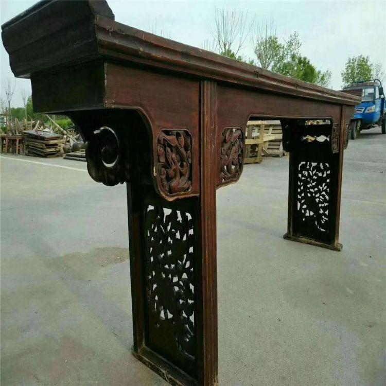 老家具太师椅老条案老供桌八仙桌民俗老家具民俗老物价一线销售