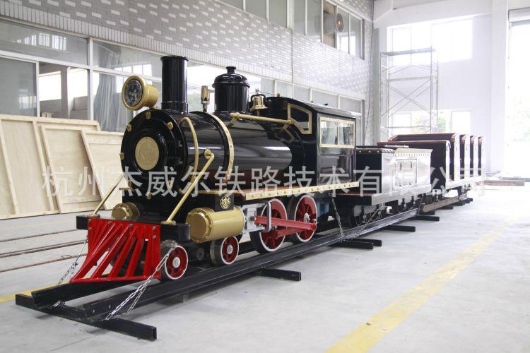 有轨观光小火车电动轨道项目迷你小火车厂家