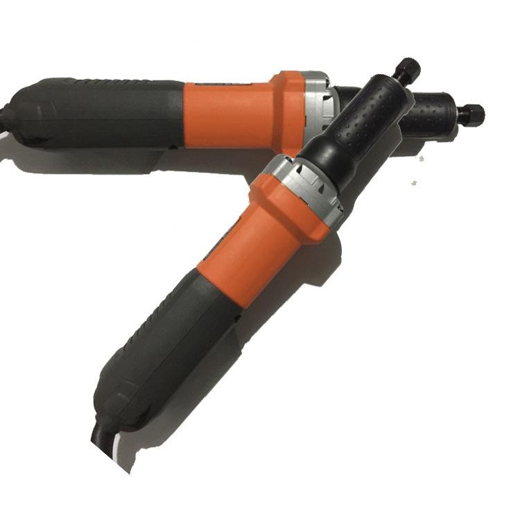 正品王牌DG27BL电磨直流无刷内磨机电磨头800W直磨机无碳刷免维护