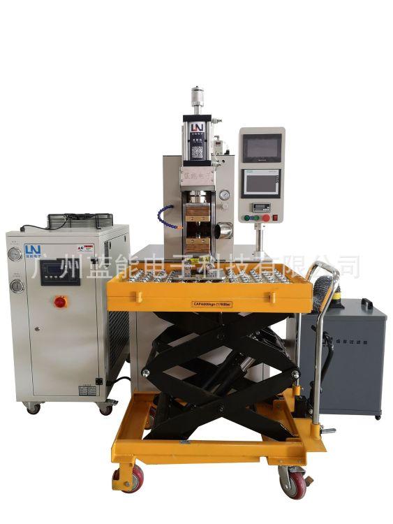 江苏丹东电机定子引线焊接热熔焊接机,不用刮漆皮