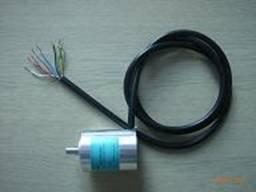 增量式磁敏编码器 磁感应-无光栅-高转速-高可靠