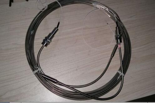 华阳生产铠装高温加热电缆JJD-Z-90-7.2/380V  /防爆加热电缆