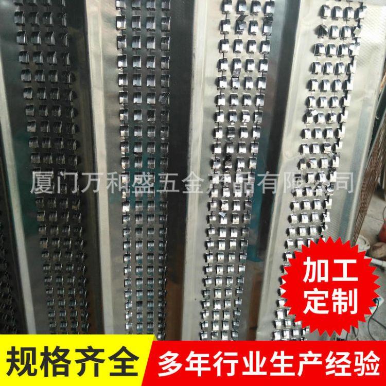 厂家供应收口网 免拆模板网 后浇带专用网