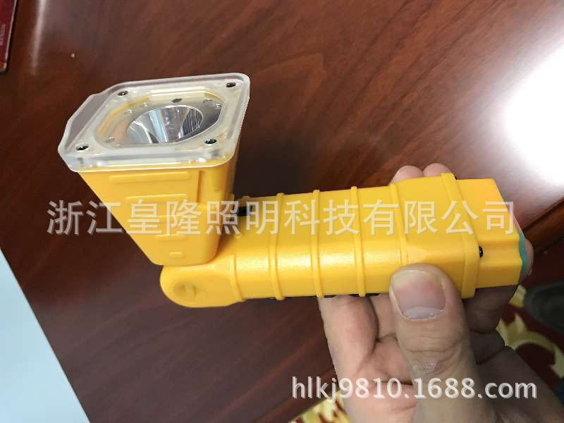 便携式多功能照明装置,JW7627多功能LED电筒,电量显示,厂家直销