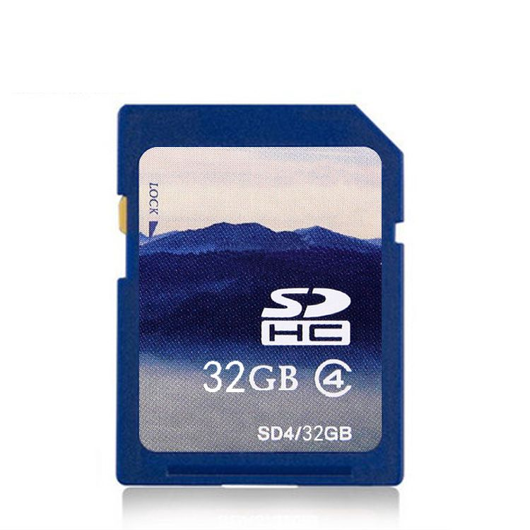 SD卡128MB数码相框内存卡1G 2G 4G 8G 16G 32G数码相机大卡LED控