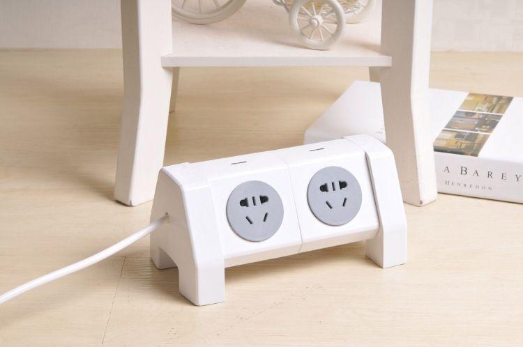 创意多功能新奇特甜甜圈插座 多功能插座排插 插线板电器