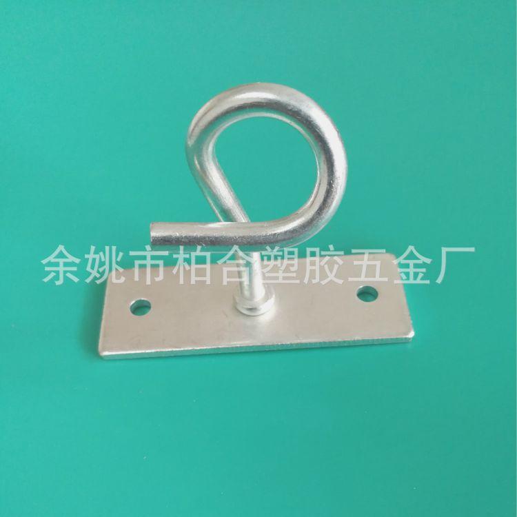 C型拉钩FTTH光纤入户辅件环型拉钩S型固定件光缆架空配件紧箍拉钩