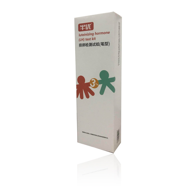 芈优 排卵试纸 检测笔  3支装/盒  精准测量 厂家直销 批发