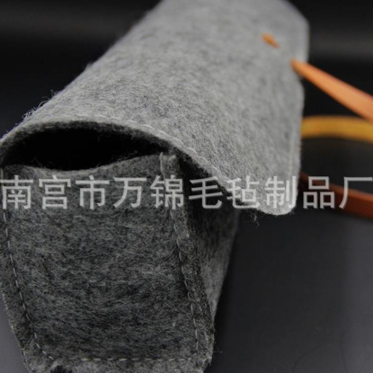 厂家直销雨伞袋毛毡包收纳袋可定制环保毛毡雨伞袋