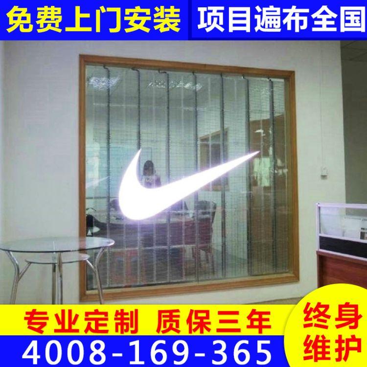 直供led透明屏显示屏定制广告冰屏 高亮显示屏led彩色屏玻璃屏