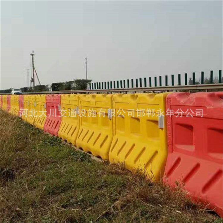 pvc防撞大型防撞桶 红色水马围挡型号齐全 现货批发