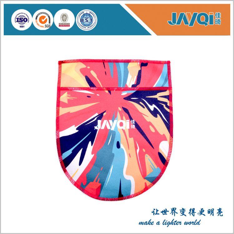 佳琦工厂专业定制异形礼品袋,海绵擦袋,手套擦袋