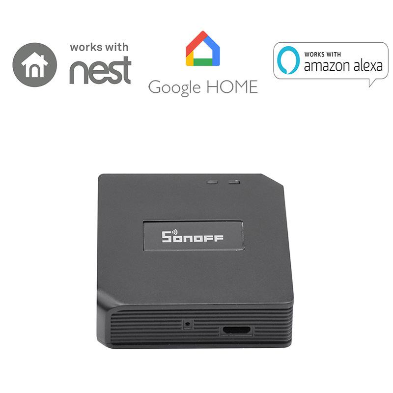 SONOFF RF Bridge网关wifi转433MHz无线射频遥控远程智能开关