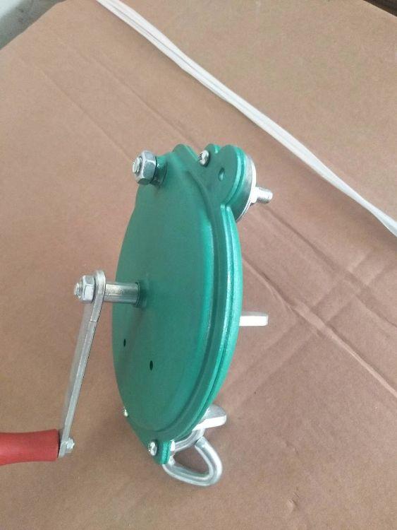打磨工具5/6寸手动砂轮架 手工DIY工艺品打磨手摇砂轮机