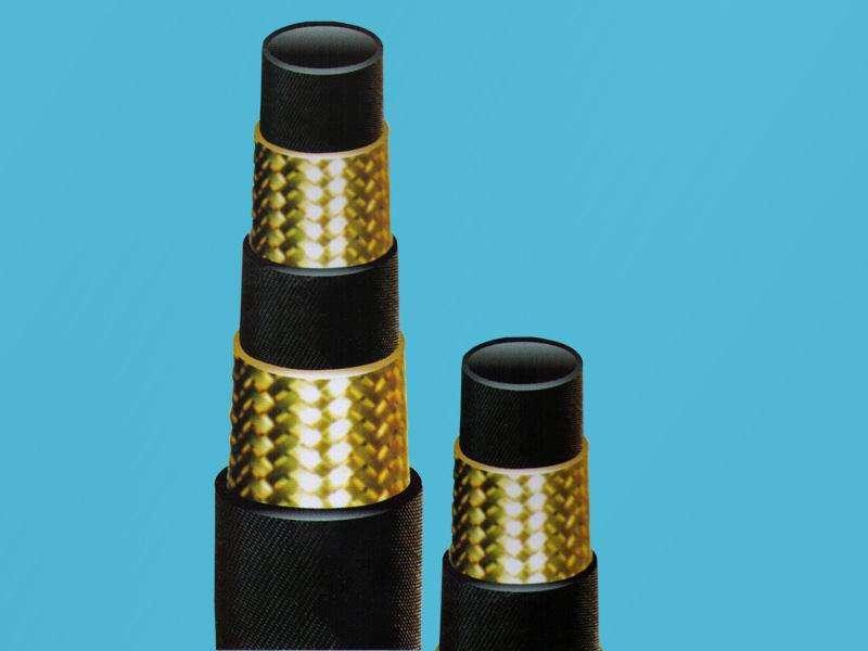 厂家生产宇联橡塑生产销售大口径胶管/高压大口径排吸胶管