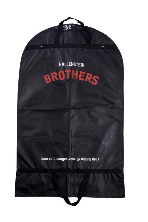 厂家直销无纺布加厚防尘罩挂衣袋收纳袋西装立体袋可防潮可定制