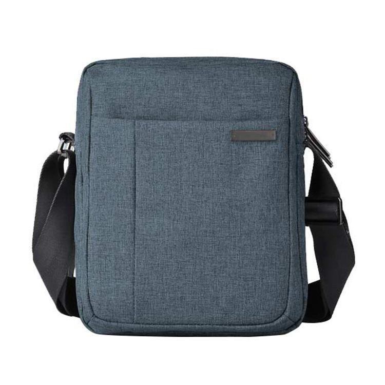 产地货源手提电脑包厂家 商务包定制透气耐磨斜挎双肩包