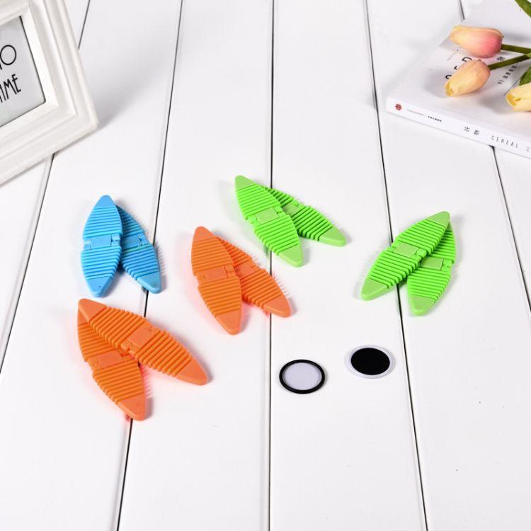 儿童益智磁力片 百变软胶磁力魔片 DIY百变磁性积木玩具 创意玩具