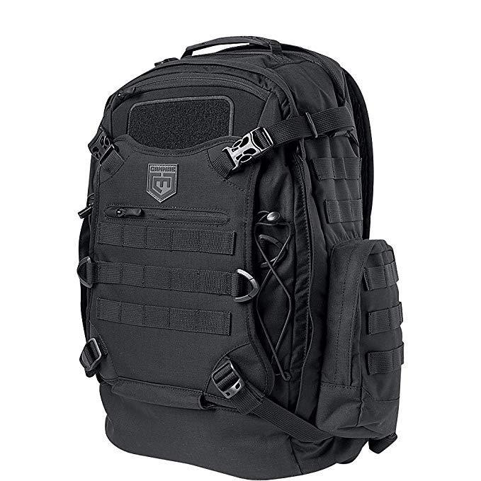 厂家批发定制大容量户外迷彩登山旅行双肩包多功能3D运动战术背包