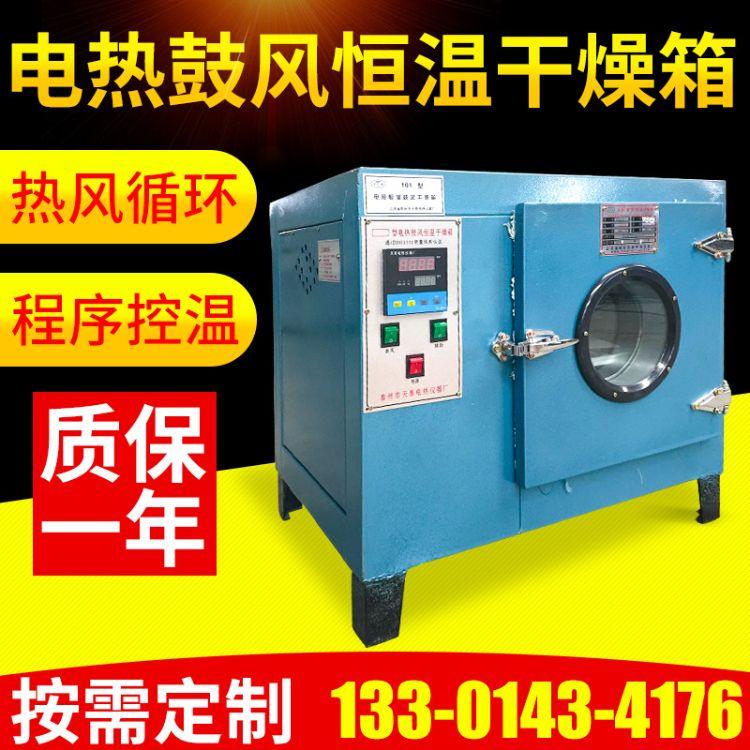 电热鼓风恒温干燥箱 热风循环工业烤箱 实验室烘干油漆小烘箱