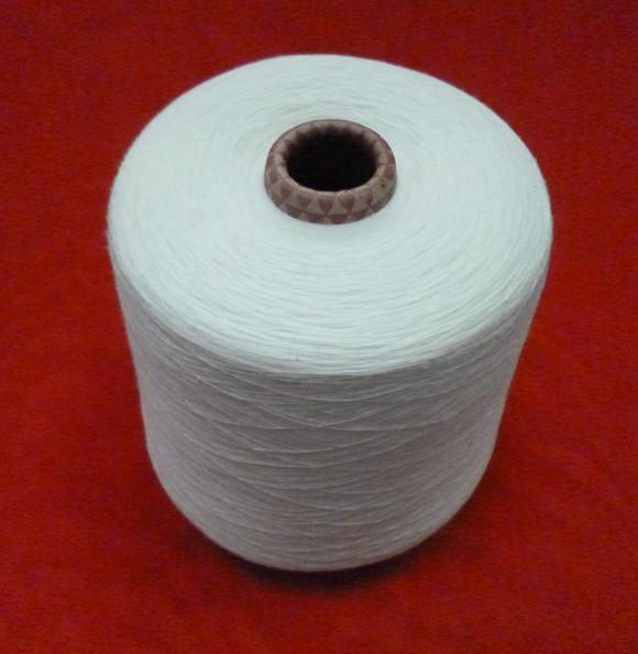 环锭纺阻燃涤纶针织纱6S10S12S16S24S32S40S