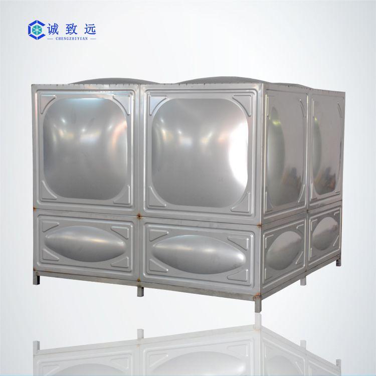 批发方形组合式不锈钢消防水箱 拼装模压304 不锈钢水箱厂家供应