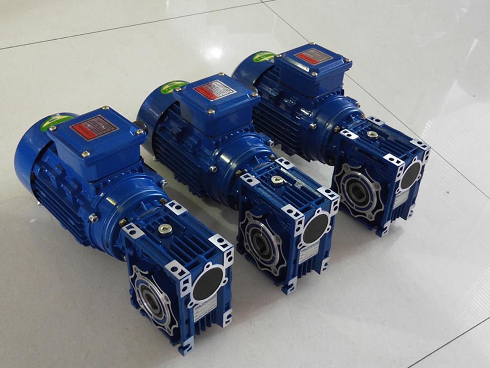 供应陕西地区输送设备使用涡轮蜗杆减速机RV铝合金减速箱