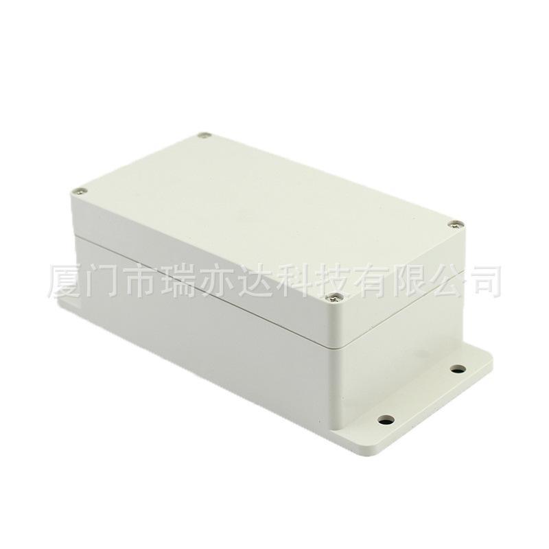 批发户外防水盒 电缆塑料接线盒 带耳防水壳体 室外防水盒