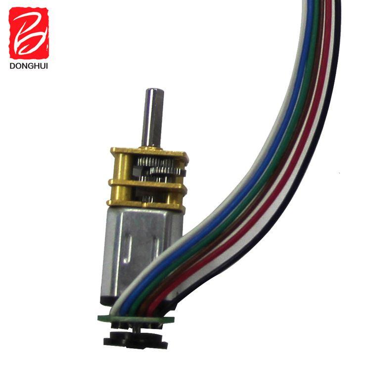 深圳厂家直销12mm低转速大扭力直流减速电机