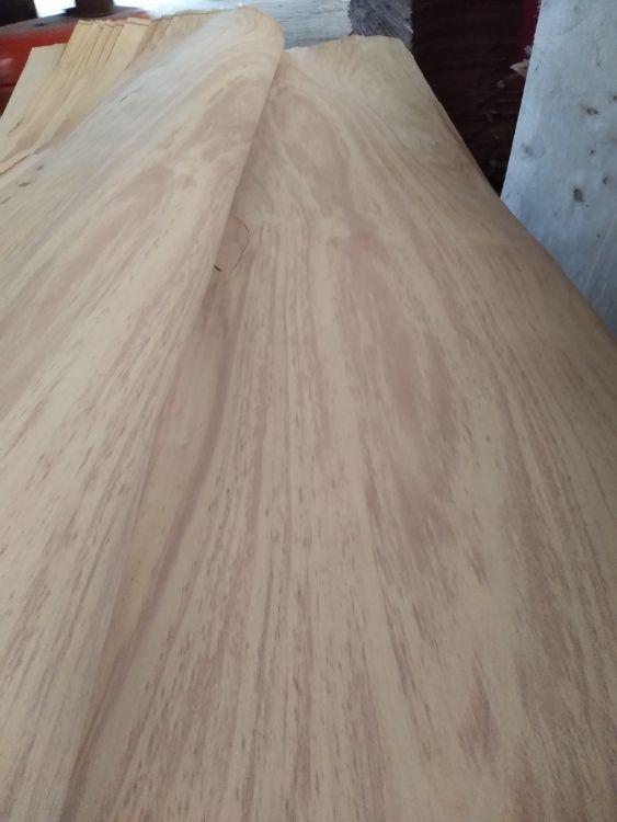 厂家生产直销60丝杂木单板 加工定做异型木皮