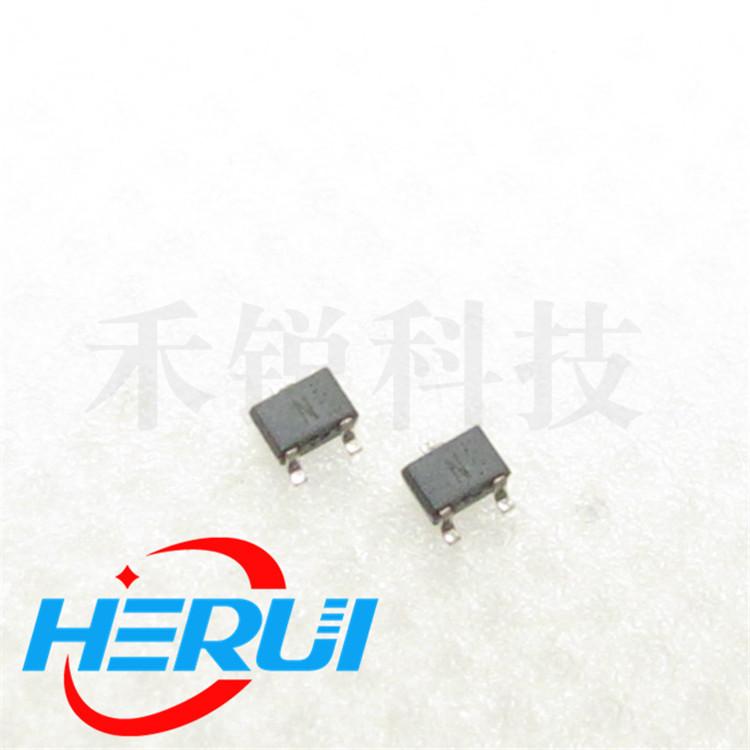 贴片 开关二极管 DAN202U SOT-323 CJ长电丝印N 全新 原装