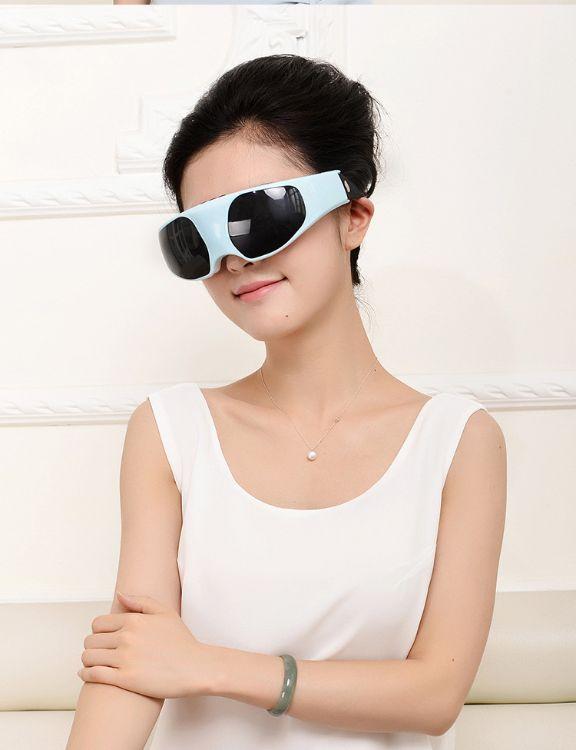 TS-0816 眼保仪 眼部按摩器 眼睛按摩仪大包装 电动眼护士护眼仪