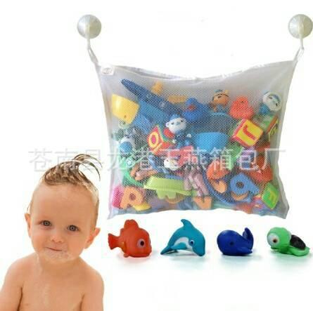 浴室收纳挂袋     儿童浴室玩具收纳挂袋  厂家直销批发。