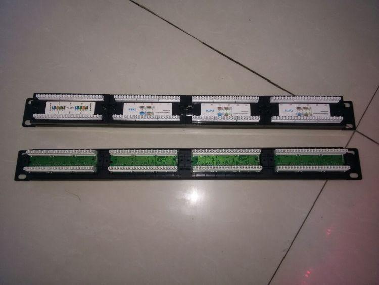 超5类 超6类 24口光纤配线架 3档 4档理线架 机柜