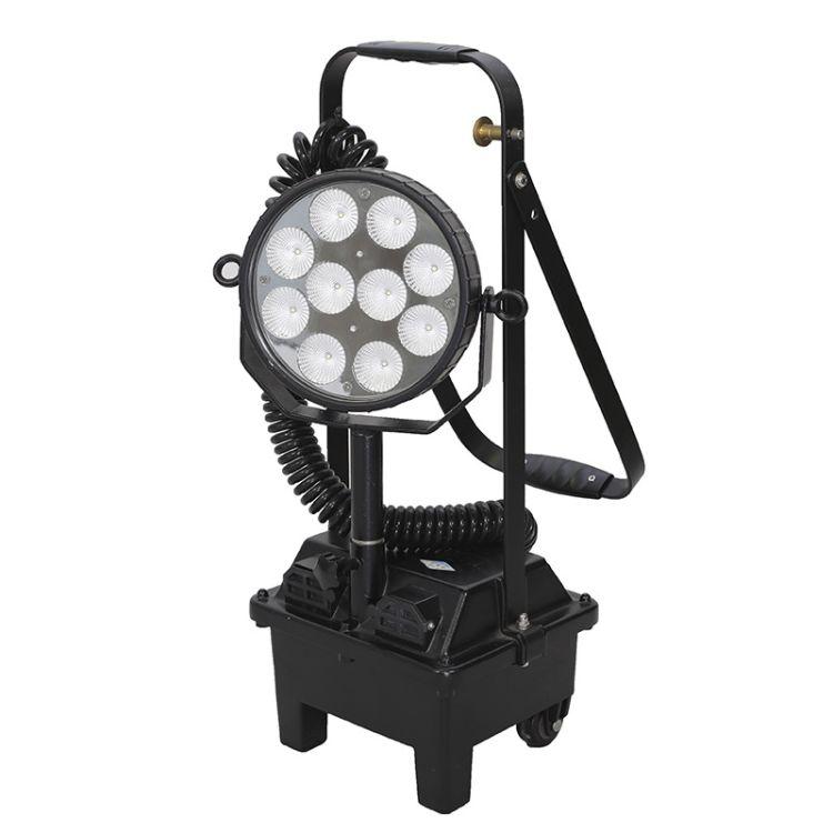 TORMIN/通明 LED强光防爆工作灯 事故抢修户外施工可升降照明灯具