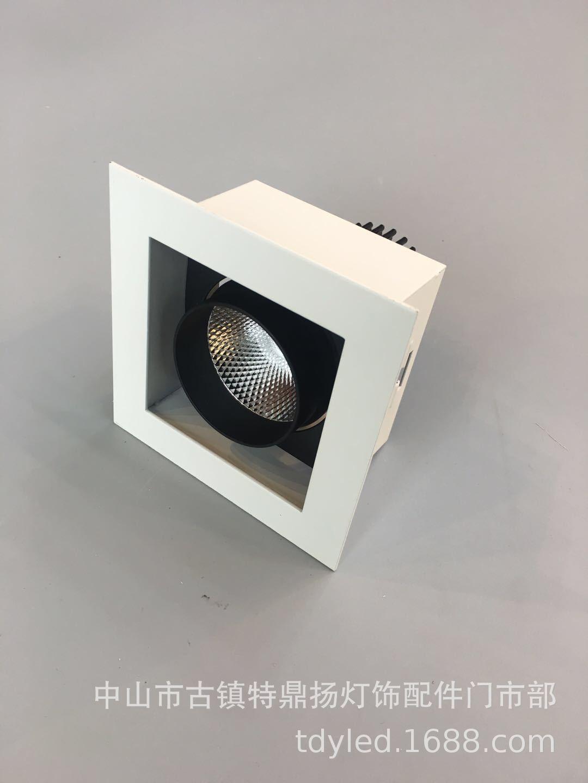 厂家直销——仿西顿斗胆灯套件 突环豆胆灯外壳 3-10W