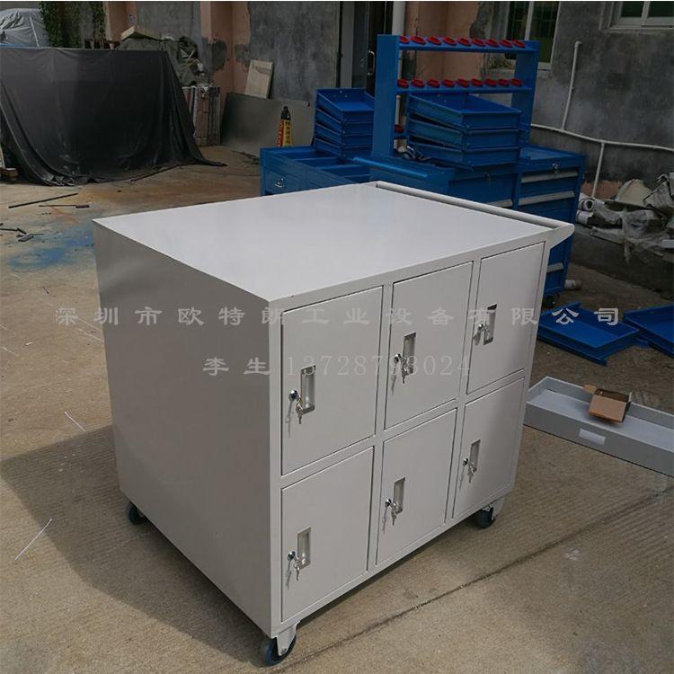 厂家直销移动存储柜工具存放柜定做欧特朗工具手推车价格实惠