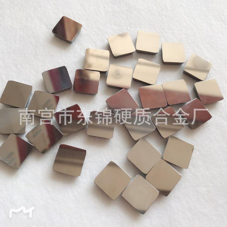 株洲硬质合金铣刀片加厚YT15 YG8 41605A合金刀片