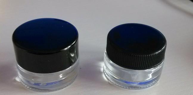现货供应 电子烟玻璃瓶 5克玻璃瓶 乳液膏霜瓶 通用配件 塑料盖子
