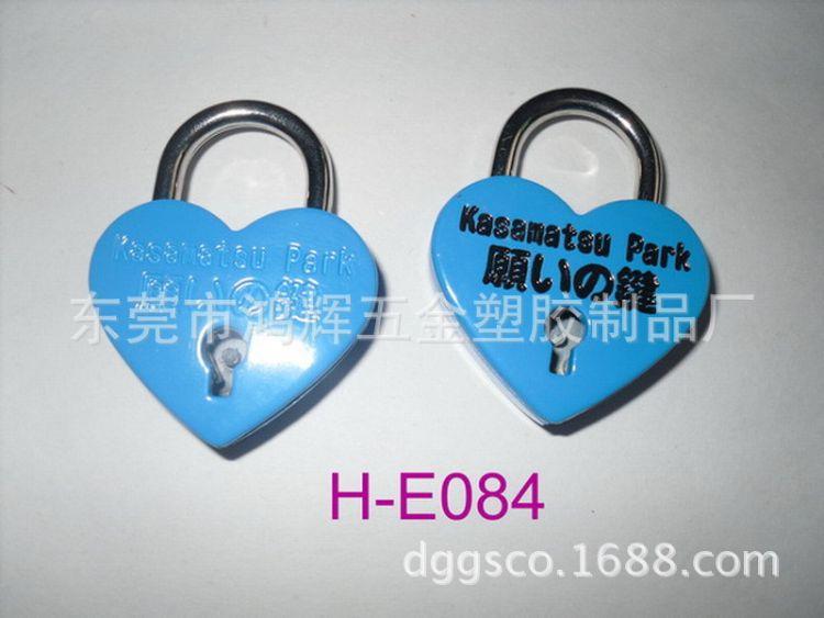 供应塑料锁.卡通锁,挂锁,铁罐锁,文具配件厂家直销