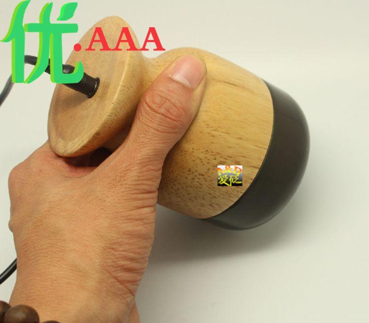 包邮正品泗滨5A玄黄砭石固阳炉砭灸仪砭灸罐 精油导入石 罐阳扶