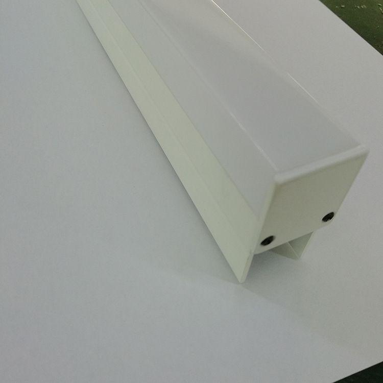 LED小尺寸方形防水硬灯条线条灯护栏管