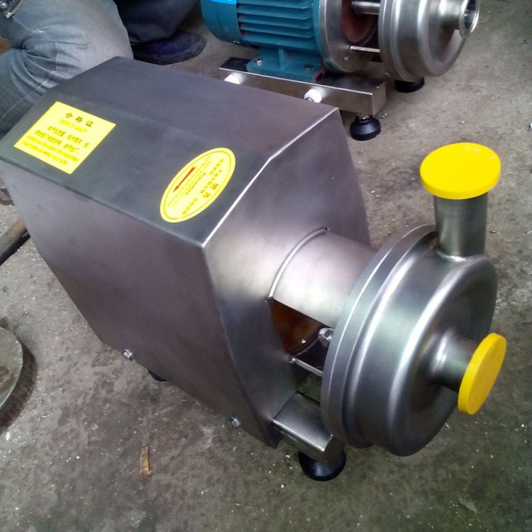 卫生级离心泵-不锈钢卫生食品离心泵-卫生级离心泵