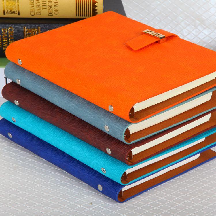 商务记事本定制笔记本文具线定做小本子套可定制做工精细高端