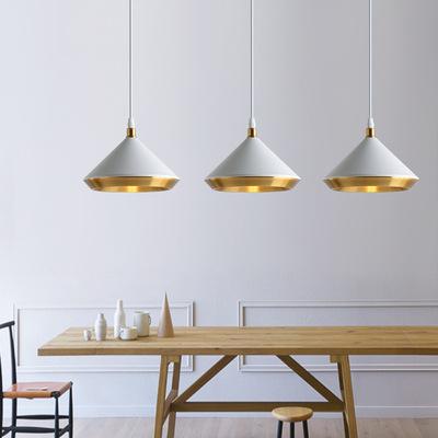 圖比樂單頭創意小吊燈 北歐后現代藝術極簡燈具 餐廳吧臺飯廳吊燈 陶瓷展廳燈具