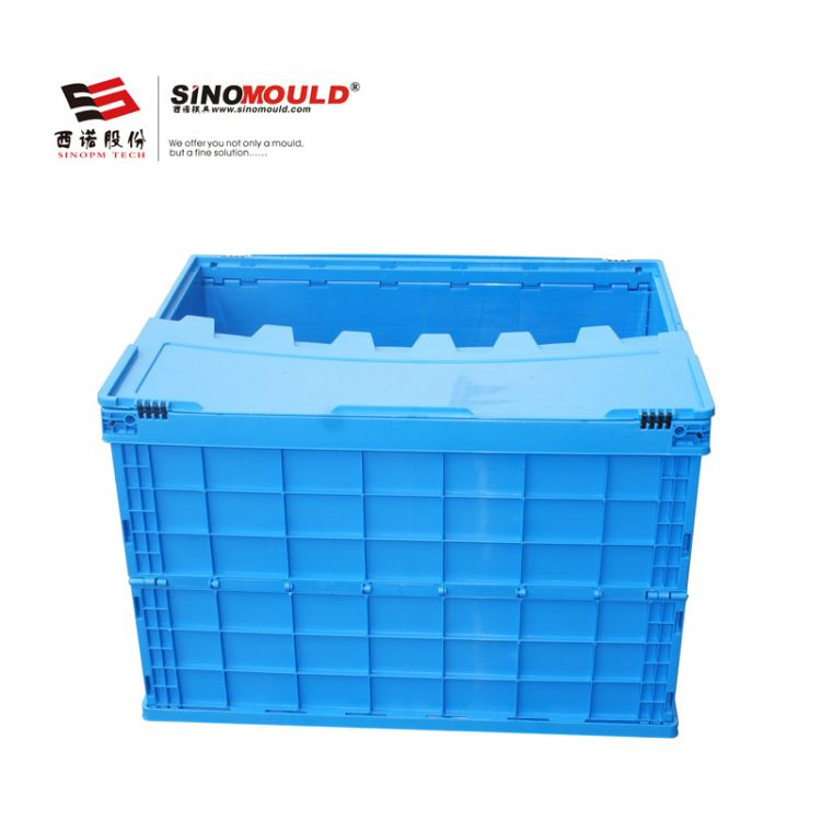 厂家直销806053C系列折叠周转箱 可加LOGO定制颜色加厚物流运输箱