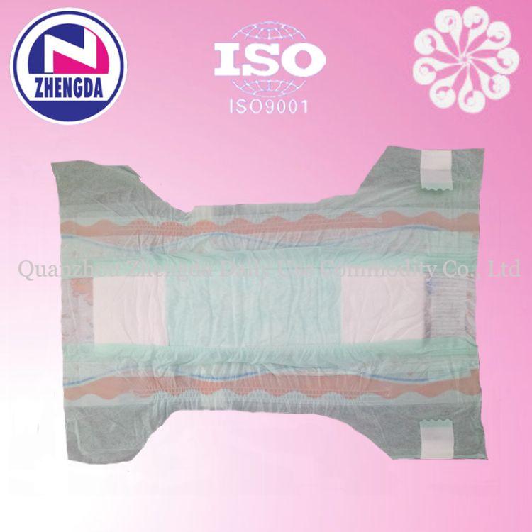 外贸出口纸尿裤OEM 代工尿不湿干爽透气中码 M 通用新生儿尿不湿